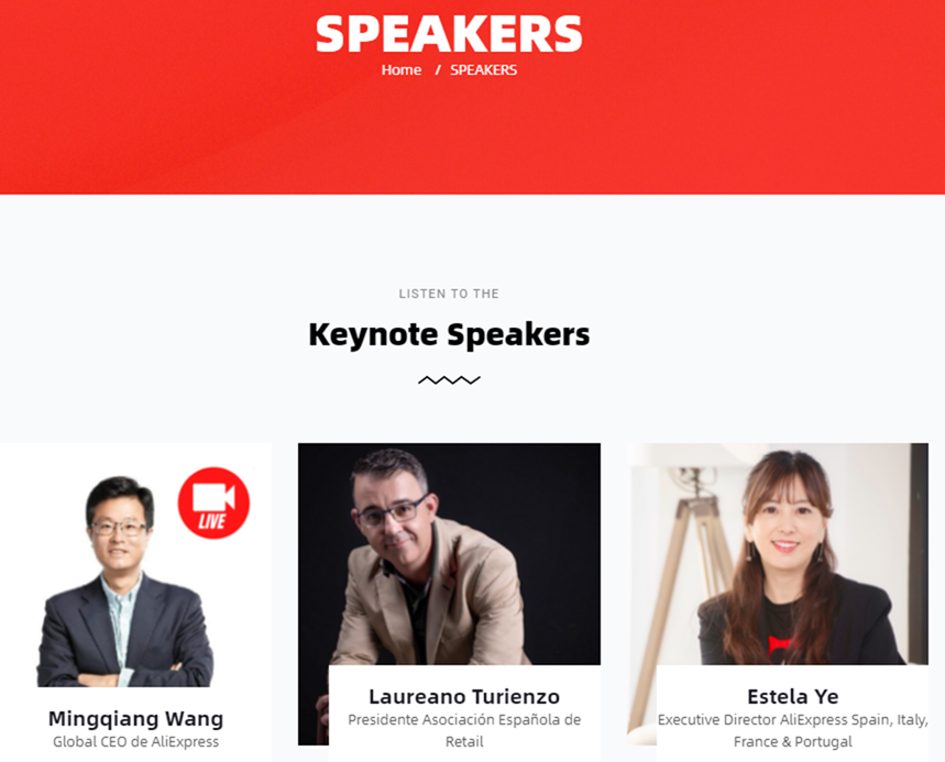 AliExpress Seller Conference